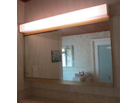 Bathroom (Illuminated) Cabinet. Top Quality. Optional Shelf Positions. 7 shelves & 5 Containers.