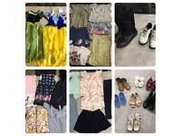 Large Age 6-7 Girls Bundle inc Designer Brands