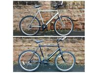2 - RALEIGH MAX BIKES FOR SALE