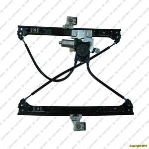 Window Regulator Front Passenger Side Power  GMC Envoy 2002-2009