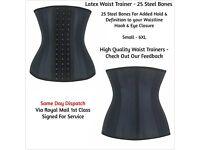 Extreme 25 Steel Bone Waist Cincher Waist Trainer Corset Girdle Shapewear Faja Slimming Weight Loss