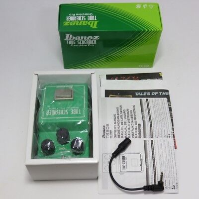 IBANEZ TS-808 TS808 Tube Screamer Guitar Effect Pedal Overdrive New segunda mano  Embacar hacia Mexico