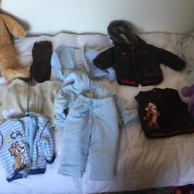 Age 3-6 months boys clothes