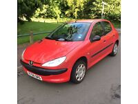 PEUGEOT 206 FOR SALE...NICE CHEAP CAR