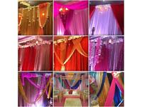 Stages / mehendti stages / wedding stages / Asian dj
