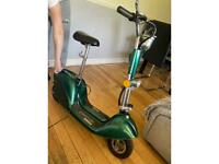 Vintage Electric Scooter