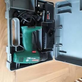 Bosch cordless drill 9,6v 1,4ah