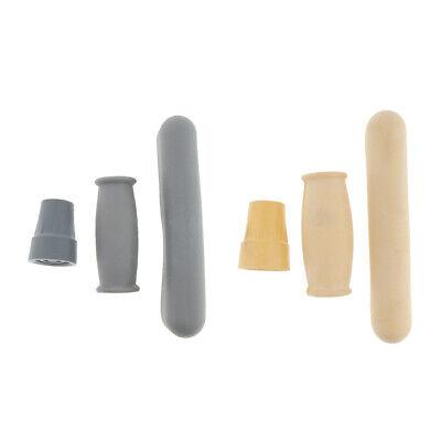 Hand Comfort Kit (Comfort Crutch Accessory Kit, Underarm Cushions, Hand Grip, Tips)