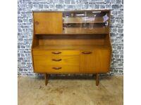 Midcentury Avalon Display Cabinet