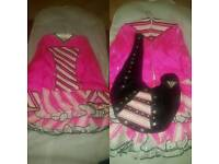 For sale irish dancing dress