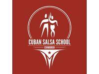 Salsa Classes New Term starts Sept 2017