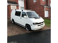 VW T4 Transporter 2.5 TDI Low Mileage