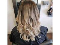 Hairstylist/Hair extensions 20% off for new clients