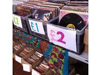 Jazz, rock, hip hop, soul, house techno records!