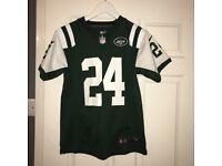 Football Jersey size XS - never been worn