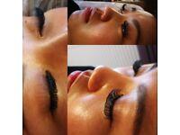 Semi Permanent Makeup, Eyebrow Extensions, Eyelash Extensions Bournemouth