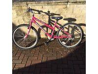 Girls Mountain Bike KV 100 Ridgeway