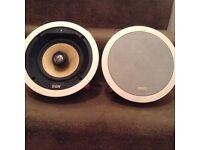 """Bowers & Wilkins CCM65 9"""" Speakers"""