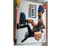 Brand new !! Nintendo Labo. Robot Kit