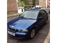 bmw compact diesel automatic