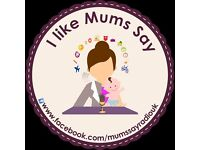 Launching Mums Say Radio