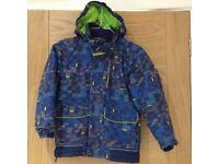 Boys JUPA ski jacket age 8