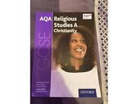 AQA GCSE (9-1) Religious Studies Christianity Textbook