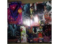 10 x AVENGERS Comic Book Collection - MARVEL COMICS