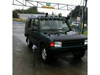 SOLD...........Discovery 300tdi