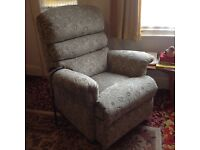 Electric Rise and Recline Armchair - Perfect for the elderly