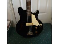 Epiphone Jack Casady bassguitar in great condition