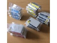 23 Ink cartridges for epson stylus S22 SX125 SX130 SX435W SX235W and more
