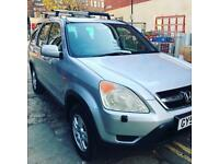 Honda Cr-V Automatic in very good condition 12months Mot