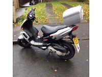 selling my peugeot speedifght 100cc 10 months mot drives spot on