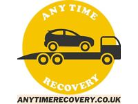 URGENT CAR VAN JEEP HEAVY VEHICLE RECOVERY LWB VAN RANGE ROVER FORK LIFT RECOVERY M1 M25
