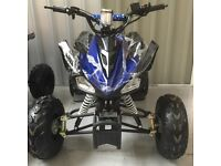 125cc quad bike new 2016 model. Automatic. FREE HELMET GOGGLES GLOVES Free delivery