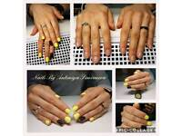 Manicure,Pedicure,Lashes and more treatments