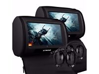 Xtrons HD908 In Car DVD USB Games entertainment