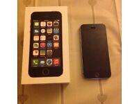 Apple iPhone 5S - Space gray 16gb