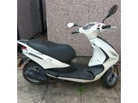 Piaggio Fly 50 4T moped / scooter