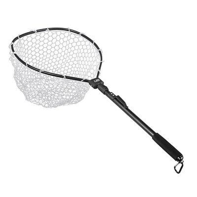 Fly Fishing Landing Net Soft Mesh Trout Net Catch and Release Net