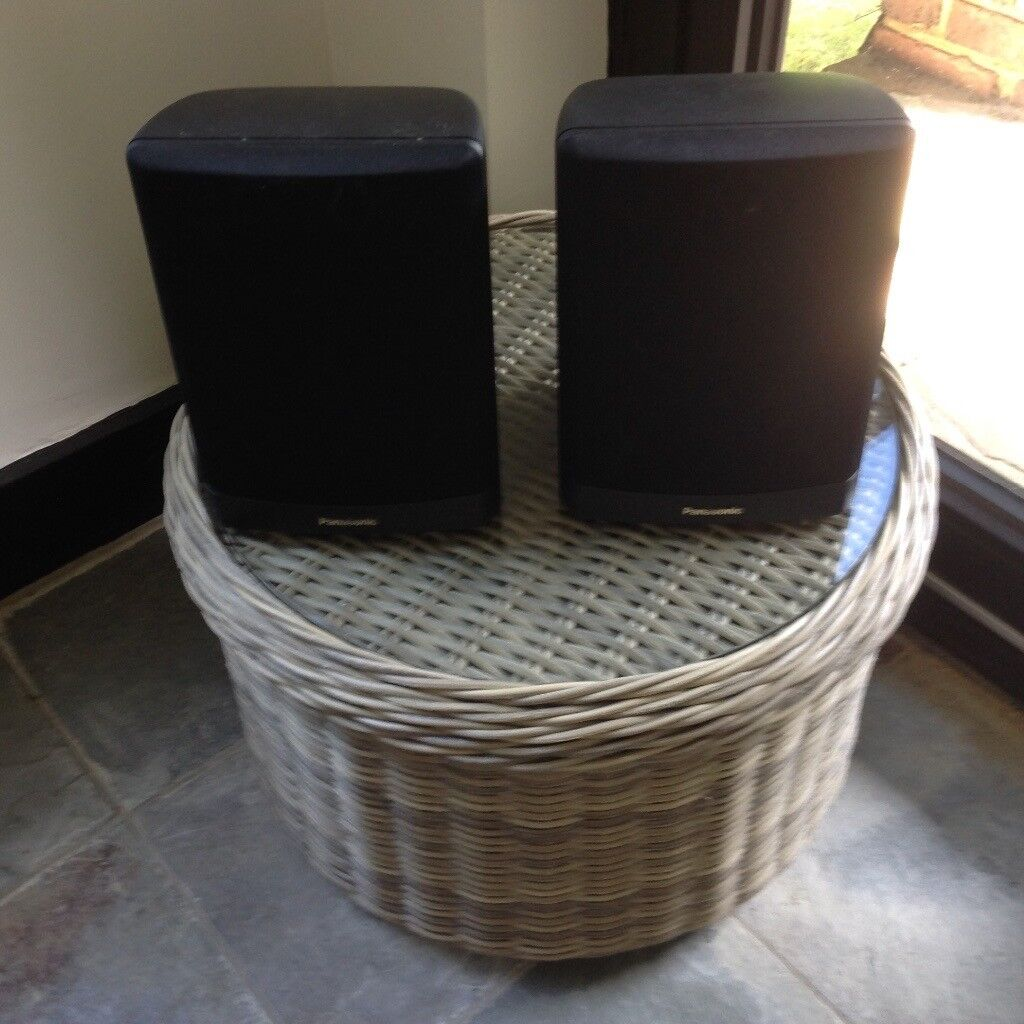 Panasonic Rear TV Speakers