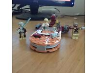 Lego Star Wars Luke Landspeeder set