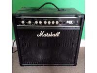 Marshall MB30 Combo Bass Amp