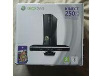 Xbox 360 Kinect. 250GB
