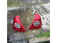 Rear lights for Renault Clio