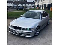 Bmw 525i M Sport E39 525 - Open To Offers