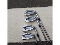 Starter set of Branded Golf clubs