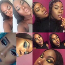 ✨Self taught Makeup artist based in South London ✨