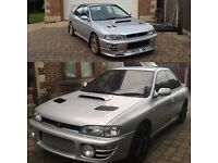 2x Subaru Impreza WRX Imports for sale